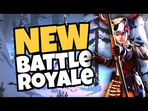 TOP 5 NEW Battle Royale Games Coming in 2018! Battlegrounds Games