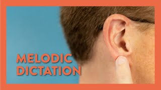 Melodic Dictation - Piano Lesson 75 - Hoffman Academy