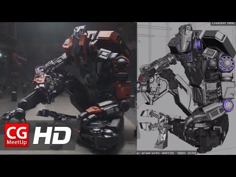 "CGI Animated Breakdown HD ""Making of THE OLD AXOLOTL"" by Platige Image | CGMeetup"
