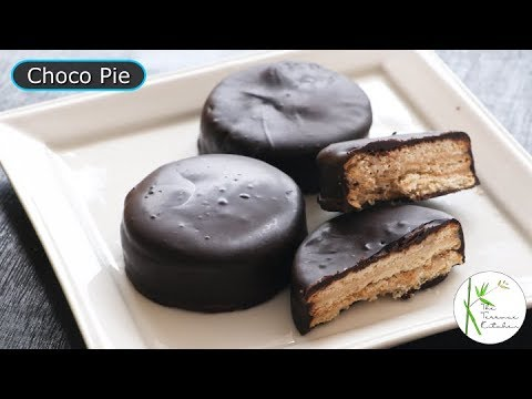 homemade-choco-pie-recipe-without-marshmallows-|-eggless-chocolate-pie-recipe-~-the-terrace-kitchen