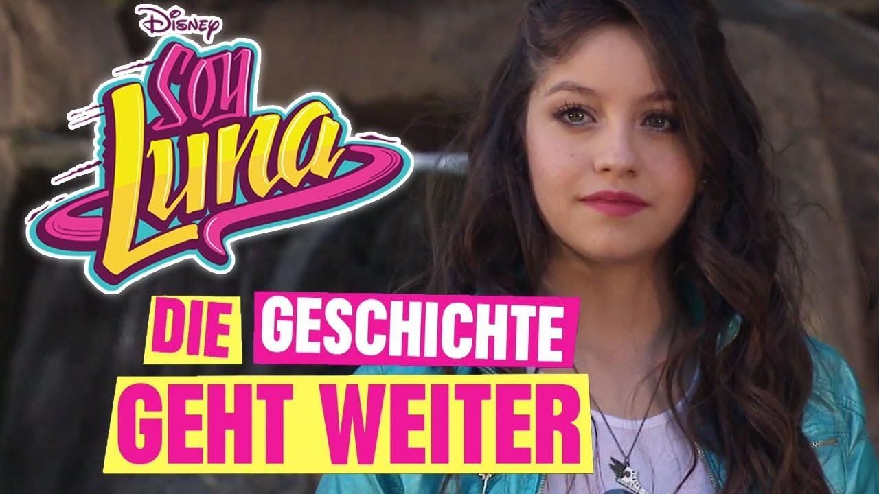 Soy Luna Die Neuen Folgen Grosser Spannender Geheimnisvoller Disney Channel
