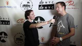 Interview W/ Matt O. Founder of Upcominghiphop.Net at ARMF2015