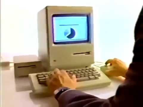 Publicité • Macintosh Office • Les choses • 1985