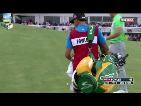 REALLY JORDAN!?!? 31 Golf Shot Fails 2017 US Open USGA Erin Hills
