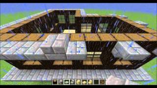 Minecraft Miten Tehdä Hieno Talo //Osa 5