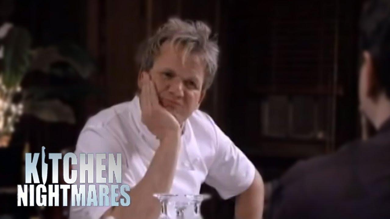 Head Chef Gets Sacked Kitchen Nightmares