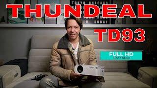 Thundeal Td 93 - Full hd - 5800 lúmens - wifi