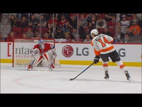 Couturier scores shootout winner against the Canadiens
