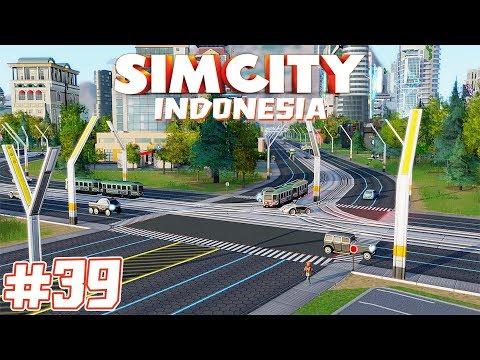 Pakai Mod Ini Kemacetan Di Setiap Kota Berkurang ! - SimCity 5 Indonesia | #39