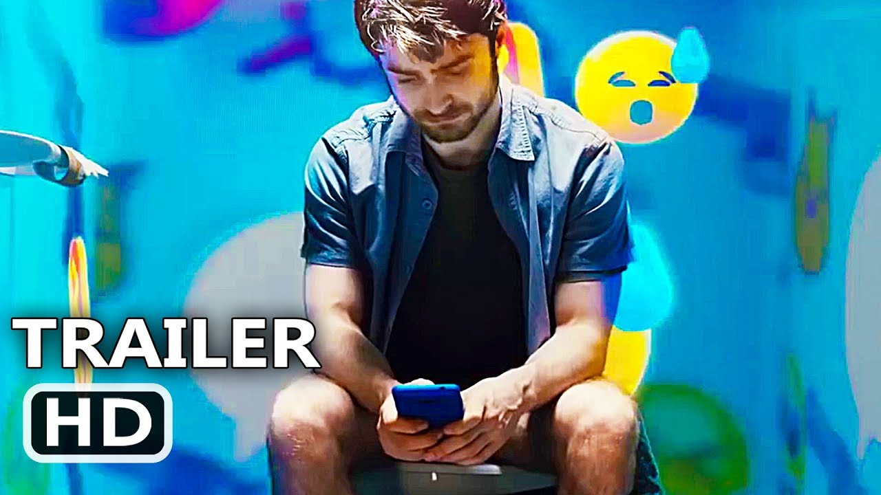GUNS AKIMBO Trailer (2020) Daniel Radcliffe, Vídeo Game Movie HD + vídeo