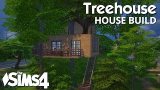 The Sims 4 House Building - Treehouse