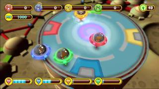 Super Monkey Ball Step & Roll - Mini Game Clip #3