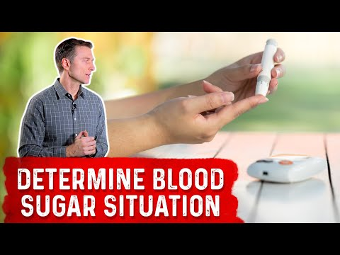 A Simple Way to Determine What's Going On With Your Blood Sugars