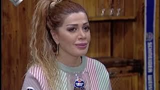 Leyla Hümbətova alkoqolsuz pivənin dadına baxdı. Lider maqazin 22.12.2018
