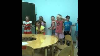 Обучение малышей английскому языку Открытый мир в Новосибирске