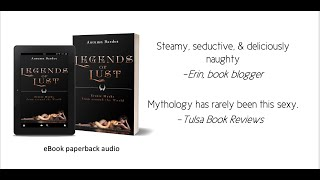 LEGENDS OF LUST book trailer by Cleis Press