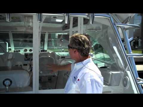 Strataglass Enclosure for Glacier Bay