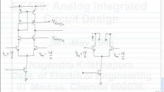 Lecture 44 Folded cascode opamp-dc gain