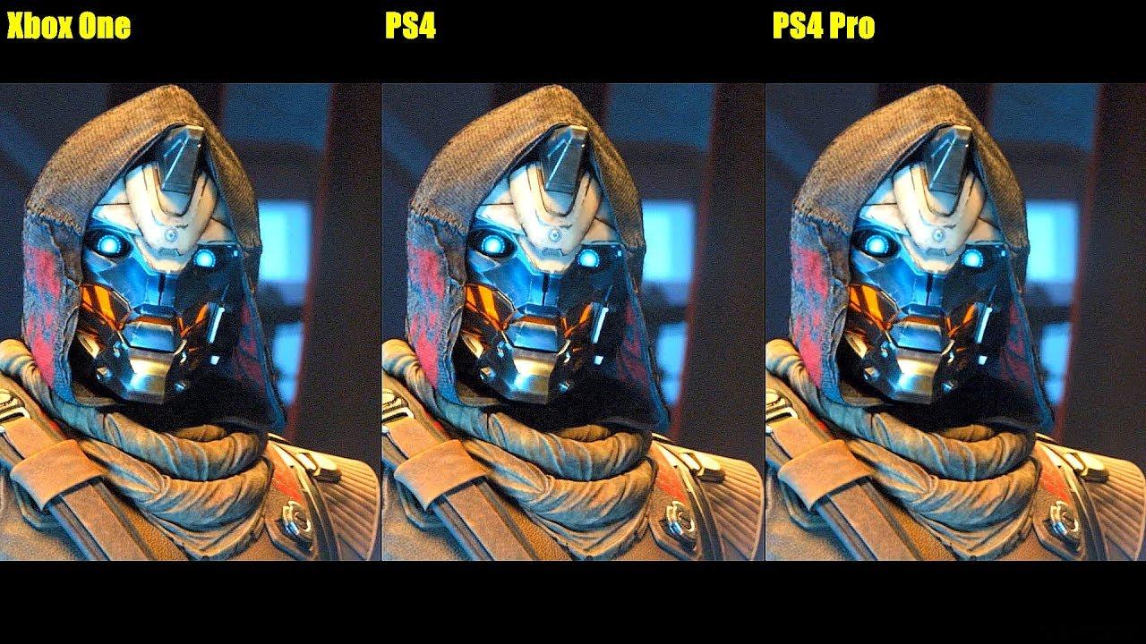 [Destiny 2] เดสทินี่ 2 อัพเดทสำหรับ Xbox One X และ PS4 Pro