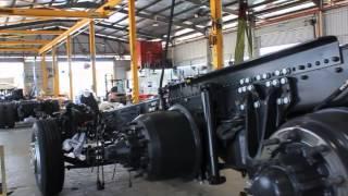 Scania Malaysia Assembly Plant