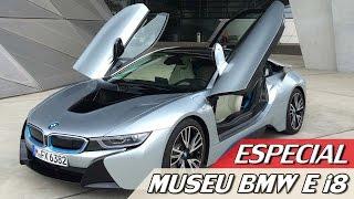 museu bmw e teste do i8 especial 32   acelerados