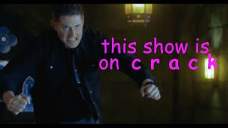 random spn scenes to make you laugh because the finale is 2 weeks away