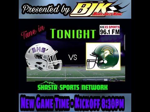 Shasta Sports Network High School Football