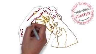 Мультфильм король лев смотреть  Как быстро нарисовать карандашом короля льва Симбу(Король лев мультфильм. Как правильно нарисовать короля льва онлайн поэтапно. На самом деле легко и просто..., 2014-09-18T16:02:41.000Z)