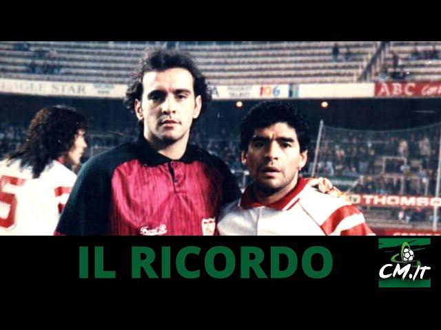 ESCLUSIVA - Il ricordo di Monchi per Diego Armando Maradona!