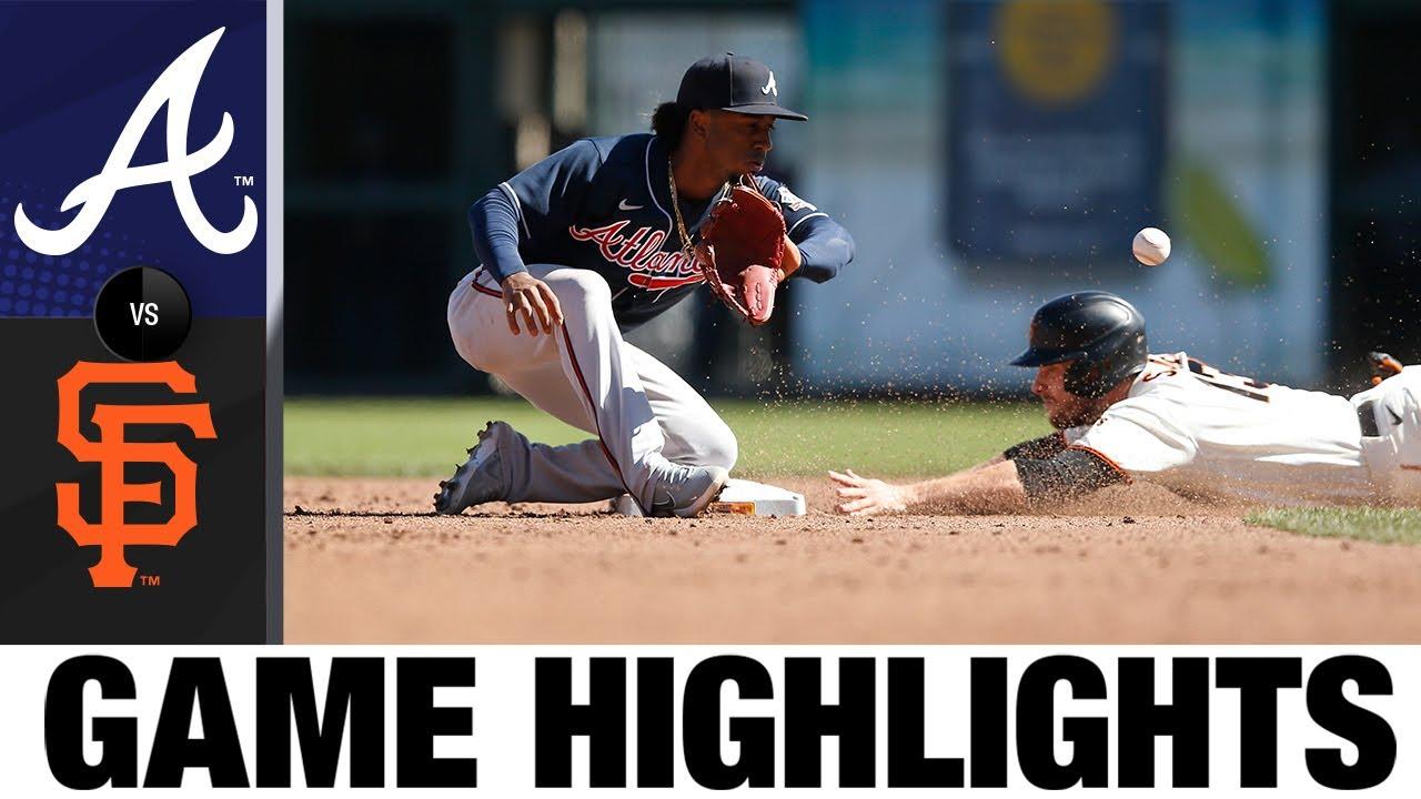 Download Braves vs. Giants Game Highlights (9/19/21) | MLB Highlights