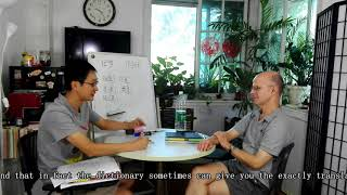 Tips on Learning Chinese from an Intermediate Student Terry [ENG Subs]