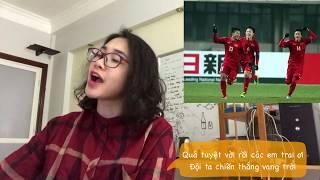 U23 Việt Nam vào bán kết - nhạc chế