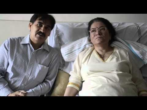 After 10 years, she walked! A miraculous treatment at Sancheti Hospital.