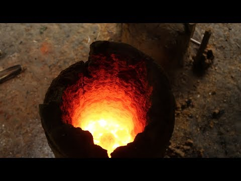 Primitive Skills: Making Axe from Iron Ore - Part1