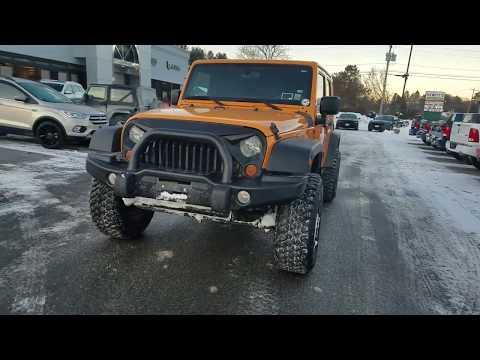2012 Jeep Wrangler Rubicon Unlimited | Nemer Jeep of Saratoga | 18040SAA