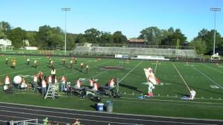 Bases Loaded - Bernards High School Marching Band
