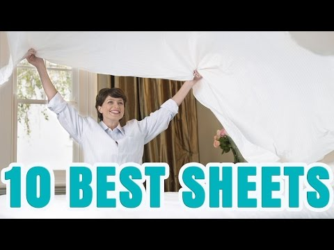 Best Sheets 2016/2017 – TOP 10 Bed Sheet Sets