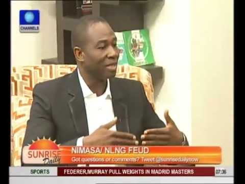 We're Not Indebted To NIMASA - NLNG - Part 2
