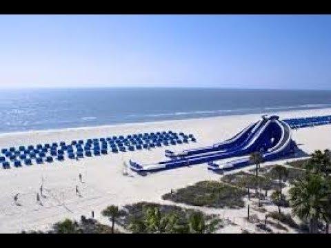Tradewinds Island Resort Best Fun Family Beach Florida Vacation