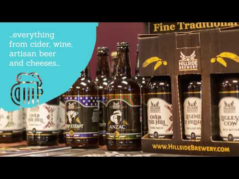 Food and Drink in the Wye Valley & Forest of Dean