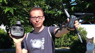 MJX X104G - DRONE PERFETTO PER INIZIARE! Pesa 180 GRAMMI e lo puoi USARE OVUNQUE! - Recensione ITA