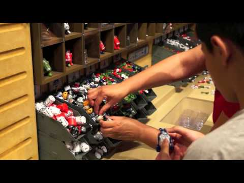 Droid Factory - Build A Star Wars Droid At Disney's Hollywood Studios In Tattoine Traders
