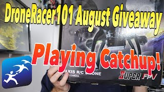 DroneRacer101 August 2018 Giveaway! Bayangtoys X21 and a DIY for Patreon