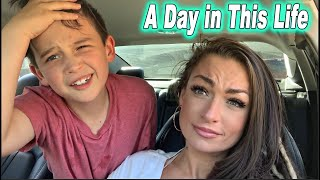 Family Vlog   Animal Care   School   Mom Life   Rats   Vet Trip   Shopping   Christina Randall