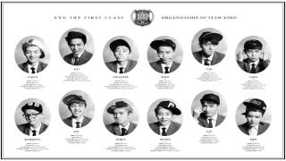 EXO MANDARIN WOLF MP3/DL Official Release