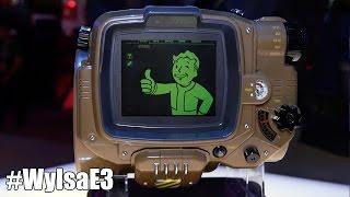 E3 2015 Ядерный Pip-Boy или зачем тогда Apple Watch