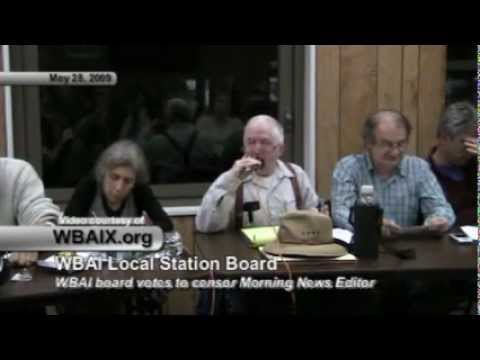 "DeBar: How I was fired by ""Free Speech Radio"" WBAI-FM"