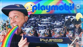 PLAYMOBIL XXL THEKENDISPLAY⭐Sammelfiguren Serie 14 auspacken | Figures blind Bags
