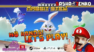 Radical Rabbit Stew Gameplay (Chin & Mouse Only)