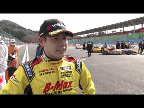 2017 Japanese Formula 3 Round 1/2/3 OKAYAMA